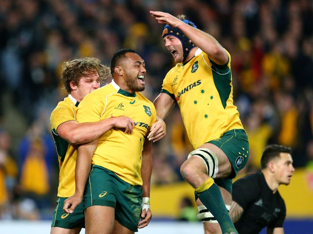 Result: Australia secure comfortable win over US