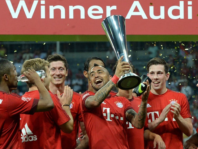 Result: Lewandowski earns Munich win over Madrid