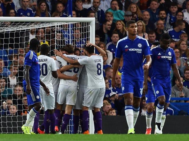 Chelsea Vs Fiorentina: Live Commentary: Chelsea 0-1 Fiorentina