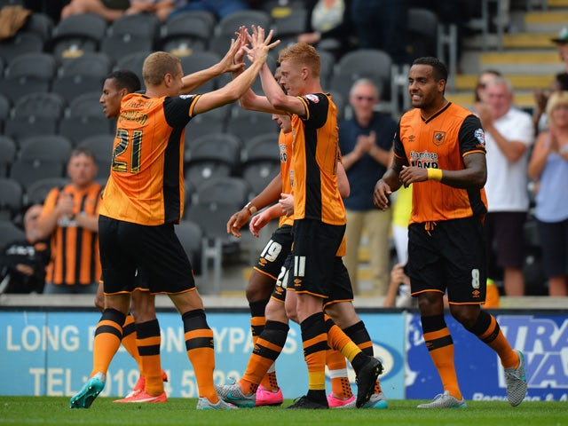Result: Greg Luer goal sees Hull past Rochdale