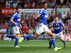 Ipswich Town in control against Rotherham