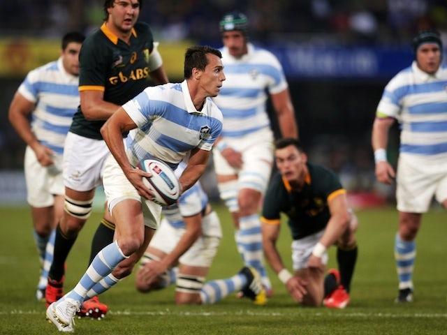Result: Argentina punish South Africa