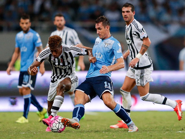 Result: Juventus win Supercoppa Italiana