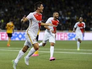 Andrea Raggi restores slim Monaco hope