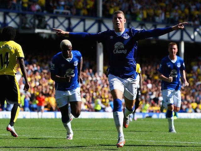 Result: Late Kone strike earns Everton point