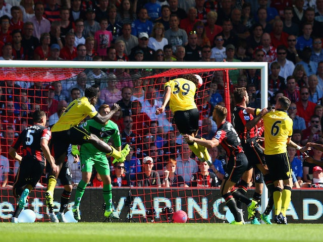 Result: Gestede debut goal downs Bournemouth