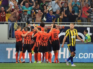 Marlos fires Shakhtar to victory over Vienna