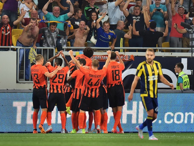 Result: Marlos fires Shakhtar to victory over Vienna