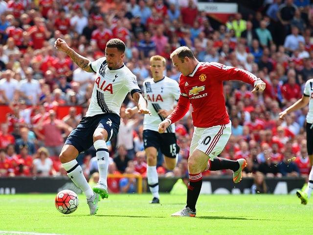 Result: Walker own goal hands Man Utd winning start