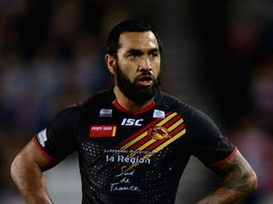 Zeb Taia to leave Catalans Dragons