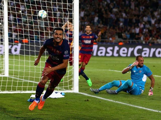 Result: Barcelona edge nine-goal thriller