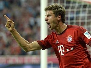 Team News: Bayern make four changes against Wolfsburg