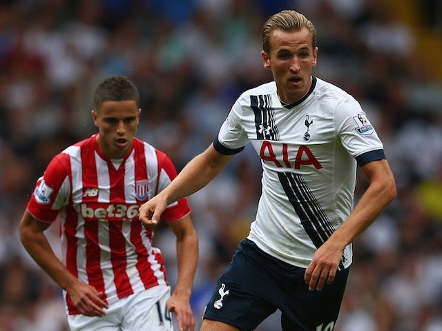 Result: Late goals give Stoke draw with Spurs