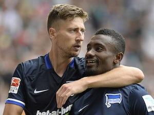 Salomon Kalou extends Hertha Berlin stay