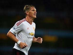 """Schweinsteiger hails """"special"""" Man Utd debut"""