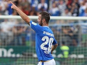 Darmstadt earn point on Bundesliga return
