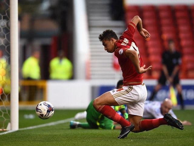 Coventry City rekindle interest in Nottingham Forest's Tyler Walker