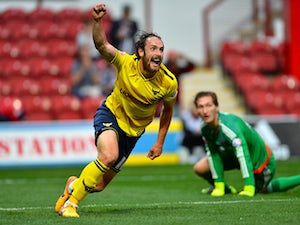 Oxford on course for Brentford upset