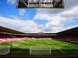 A view inside St Mary's ahead of the game between Southampton and Everton on August 15, 2015