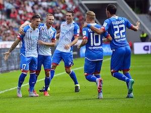 Mark Uth rescues point for Hoffenheim