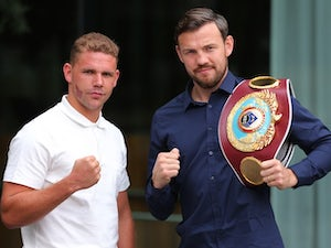 Andy Lee: 'I won't rely on punching power'