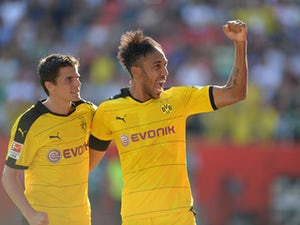 Team News: Aubameyang on Borussia Dortmund bench