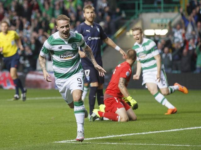 Result: Griffiths brace hands Celtic narrow advantage