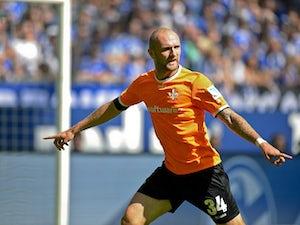 Schalke 04 trail to SV Darmstadt 98