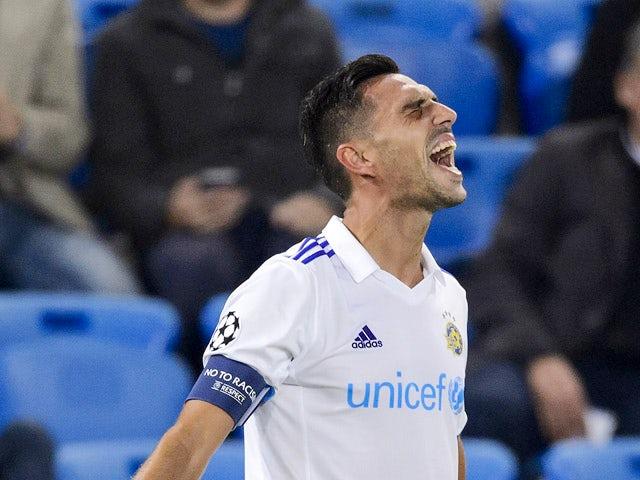 Result: Zahavi brace gives Maccabi draw in Basel