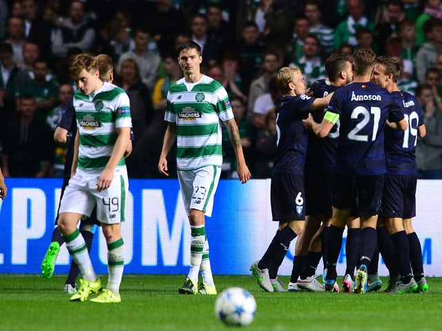 Result: Celtic fail to make group stages