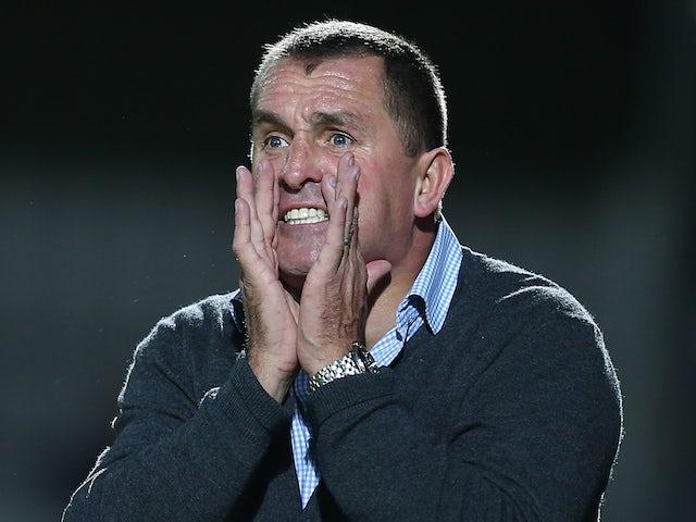 Half-Time Report: Carlisle United, Barnet share four goals