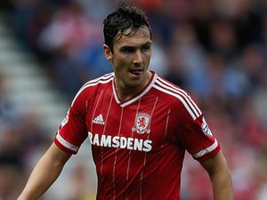 Downing goal gives Boro lead against Rotherham