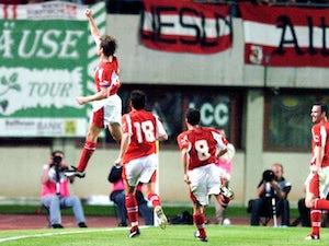 OTD: England stunned by Austria fightback