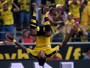 Dortmund bounce back to lead Hannover