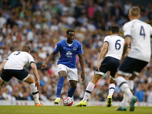 Romelu Lukaku's record vs. Tottenham