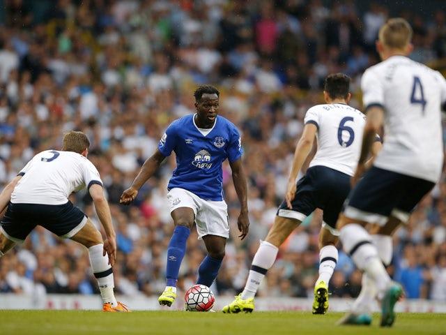 Result: Tottenham Hotspur held by Everton