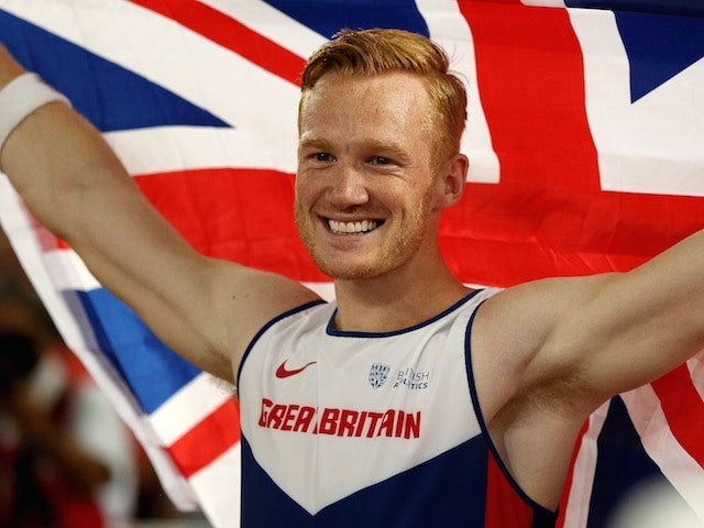 World Champs: Brits that impressed
