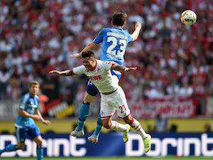 Gregoritsch goal gives Hamburger SV win