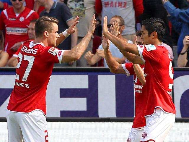 Result: Yoshinori Muto hat-trick stuns Augsburg