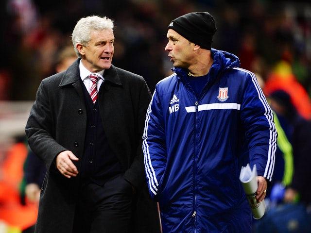 Result: Stoke break Luton hearts on penalties