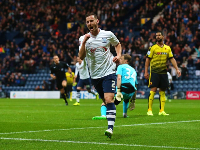 Result: Preston dump Watford out of League Cup