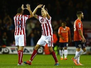 Live Commentary: Luton 1-1 Stoke (Stoke win 8-7 on penalties) - as it happened