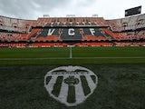 A general view of the stadium prior to the La Liga match between Valencia CF and Malaga CF at Estadi de Mestalla on August 29, 2014
