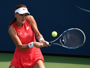 Radwanska wins all-Polish affair at US Open