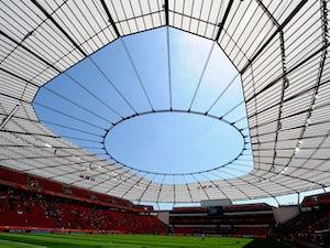 Koln beat 10-man Leverkusen in derby