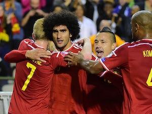 Team News: Benteke leads Belgium line in Cyprus