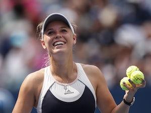 Wozniacki sets up Kerber clash