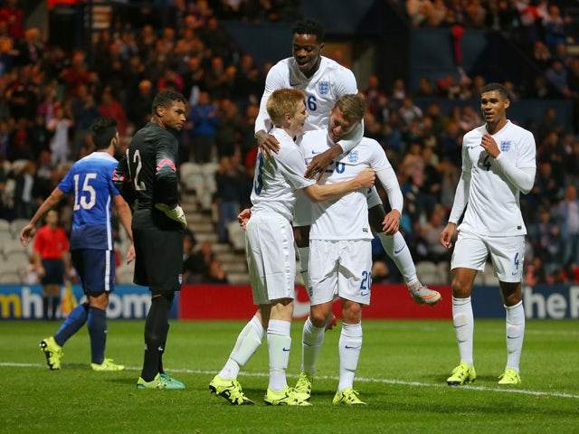 Result: Wilson helps England U21s to USA win