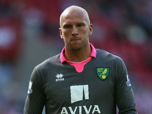 Ruddy among seven players to leave Norwich