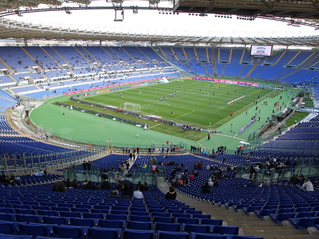 Lazio handed stadium ban for racist chanting